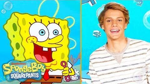 Jace Norman, JoJo Siwa & Alessia Cara on Favorite SpongeBob Characters