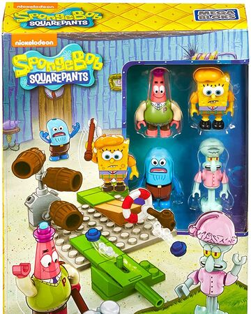 Goofy Golf Mega Bloks Encyclopedia Spongebobia Fandom