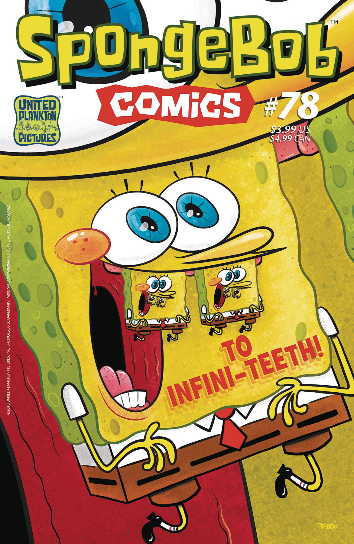 SpongeBob Comics No. 78