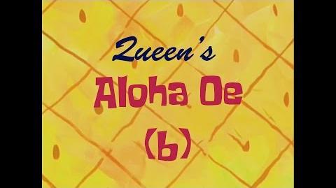 Queen's Aloha Oe