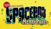 SpaceBob MerryPants (Promo) United States SpongeBob SquarePants