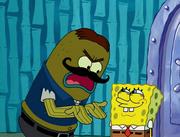 SpongeBob Meets the Strangler 166