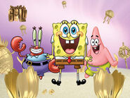 Spongebob GOLD series Main