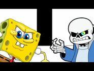Spongebob vs Undertale Power Levels Remake