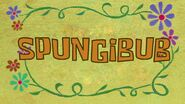 SpungiBub title card by Egor