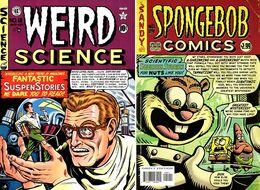 Weird Science 12 - SpongeBob Comics 29 mini.jpg