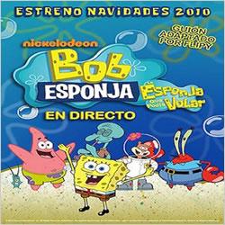 SpongeBird595/Bob Esponja el musical