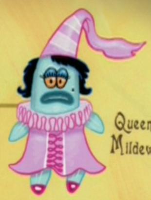 Queen Mildew