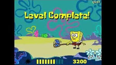 SpongeBob_SquarePants_Jellyfishin'_-_Full_Game