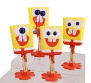 Spongesicle designs
