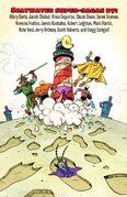 SpongeBob Comics Annual No. 1 End