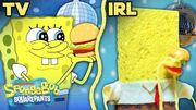 """To Love a Patty"" Music Video IRL SpongeBob ❤️ Krabby Patty"