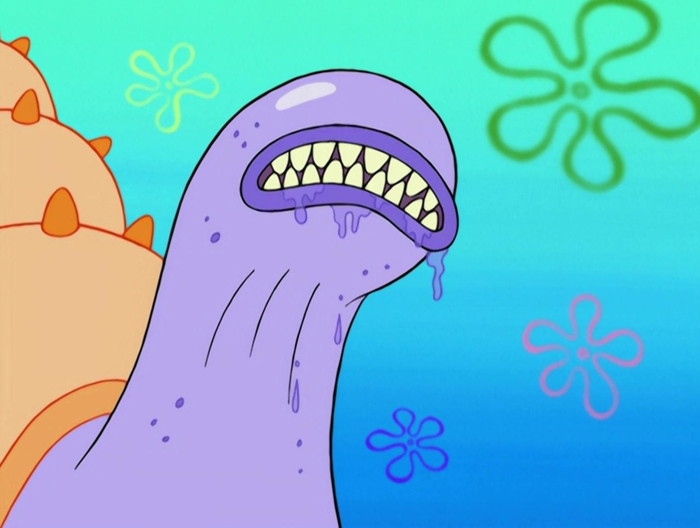 Mother sea whelk