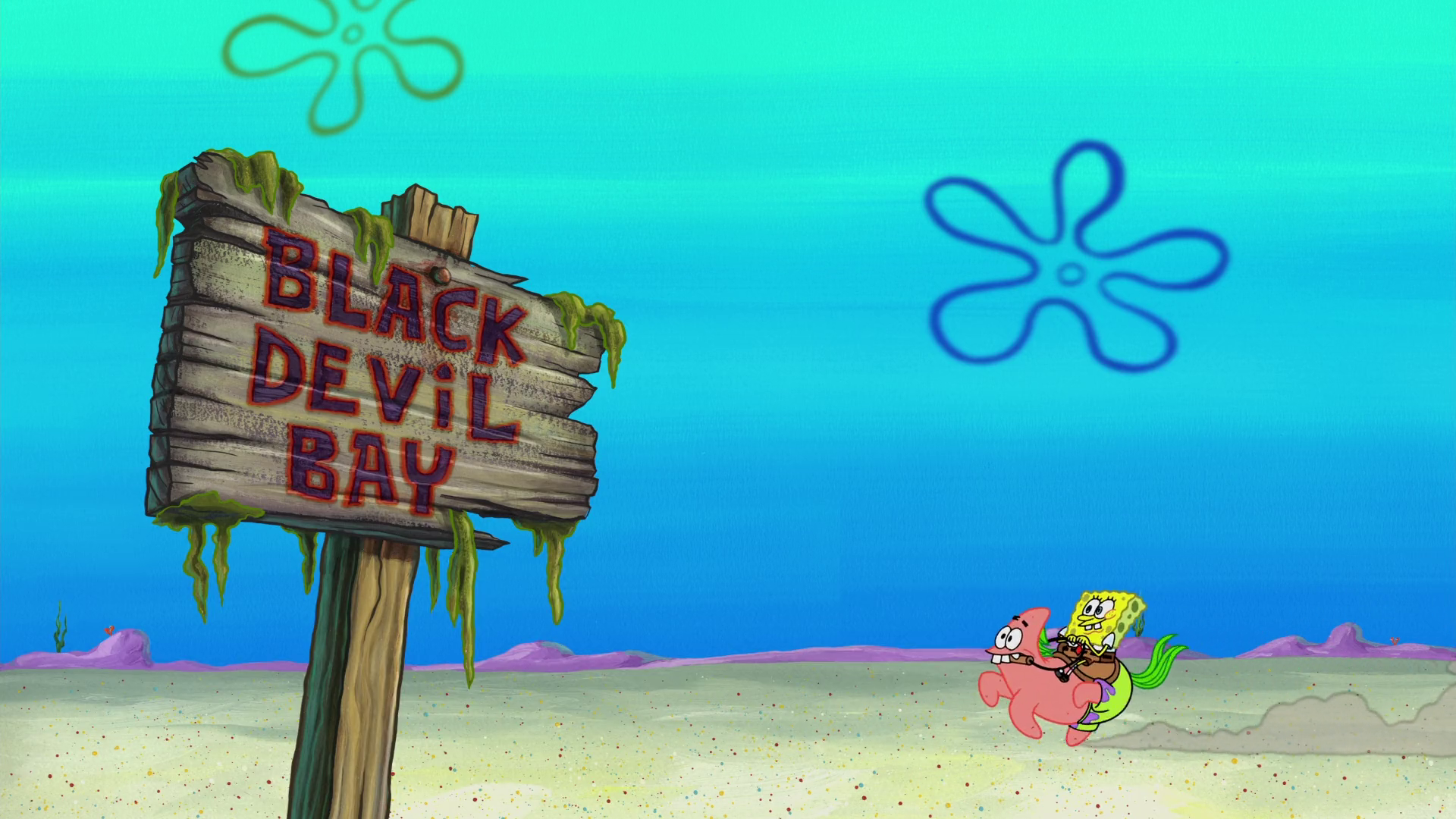 Black Devil Bay