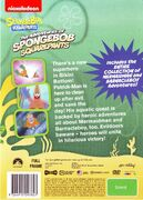 The Adventures of SpongeBob SquarePants Back Cover