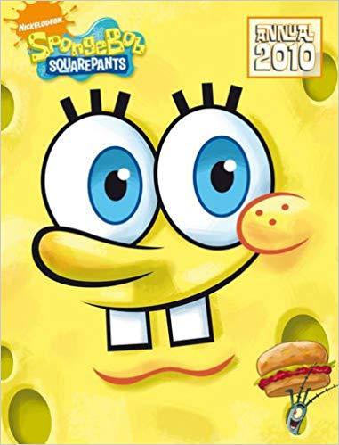 SpongeBob SquarePants Annual 2010