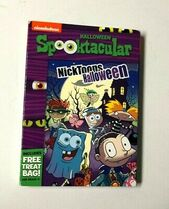 BRAND-NEW-Nickelodeon-Nicktoons-Halloween-DVD