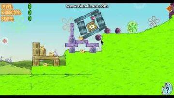 SpongeBob_SquarePants_-_Garys_Revenge_Gameplay