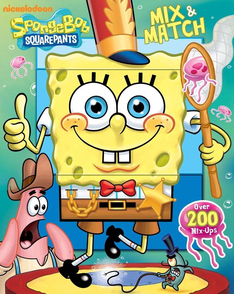 SpongeBob SquarePants Mix & Match