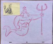 King Neptune's Early design-3