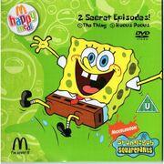 McDonald's Happy Meal UK DVD