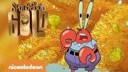 Spongebob Gold Il tesoro di Atlantide Nickelodeon