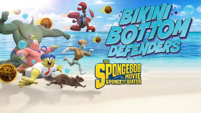 Bikini Bottom Defenders