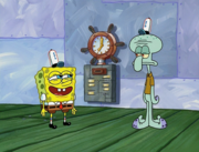 SpongeBob Meets the Strangler 011