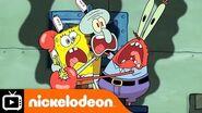 SpongeBob SquarePants Eek an Urchin! Nickelodeon UK