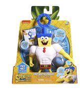 Sponge out of water Invincibubble figure