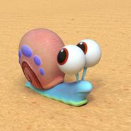 Gary the Snail in Kamp Koral