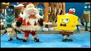 "HD SpongeBob ""It's a SpongeBob Christmas!"" Nickelodeon Promo 3"
