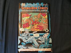SpongeBob Comics Annual No. 4 Contents