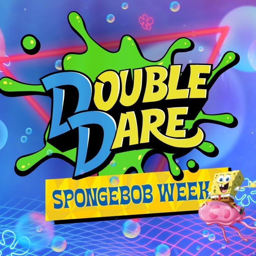 Double Dare SpongeBob Week