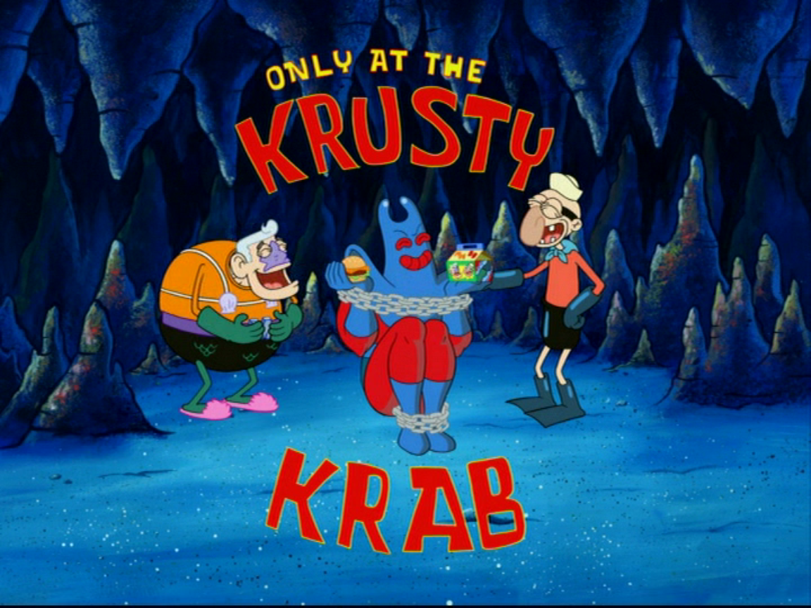Krusty Kids' Meal Commercial