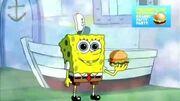 Krabby Patty Party BUMPER 1