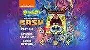SpongeBob SquarePants Bikini Bottom Bash 2020 DVD Menu Walkthrough