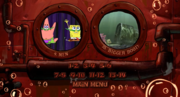 The SpongeBob SquarePants Movie 2005 DVD Menu Walkthrough 1-40 screenshot