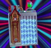 Time Machine (Sponge On the Run)