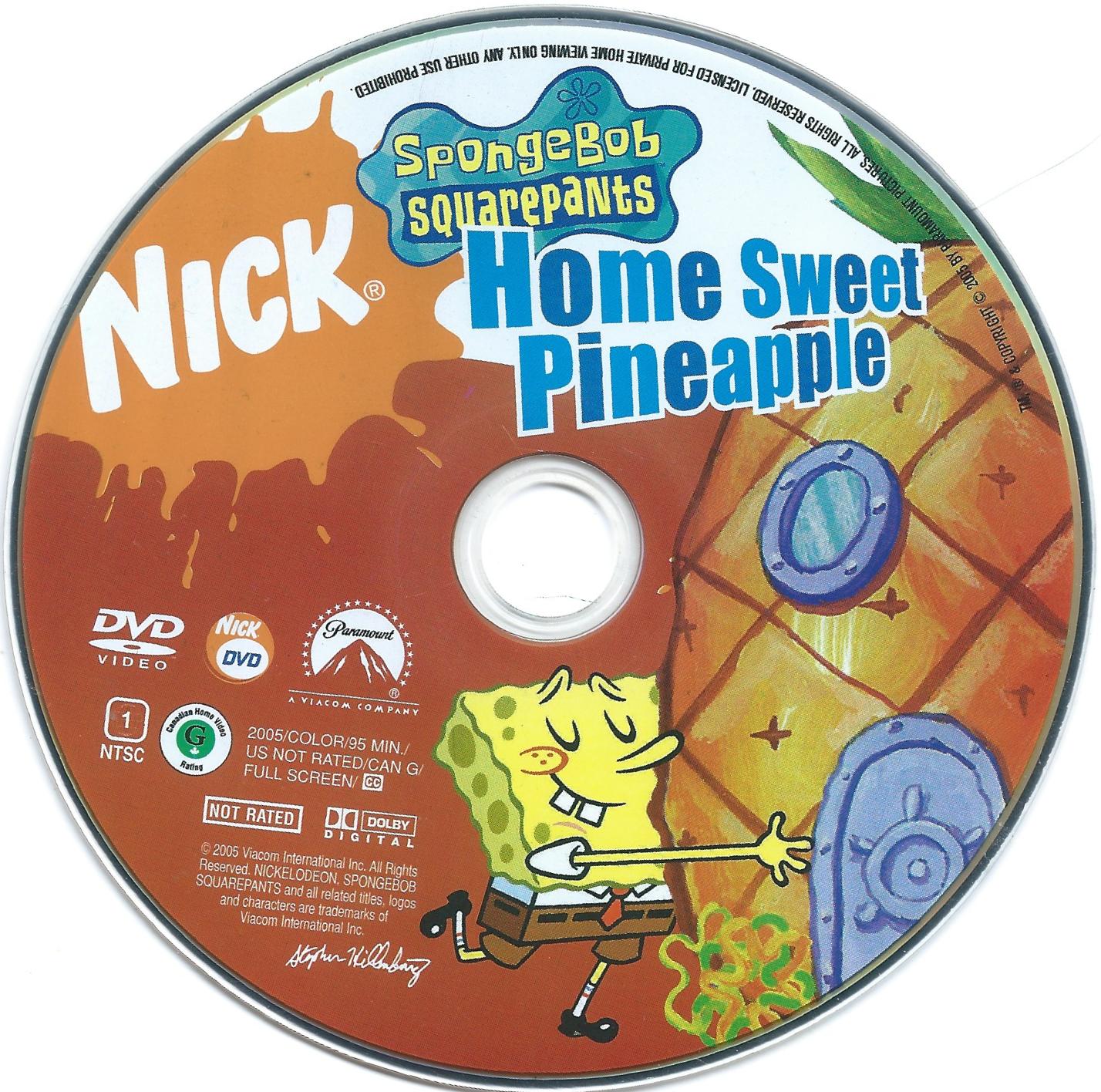 Home Sweet Pineapple (DVD)