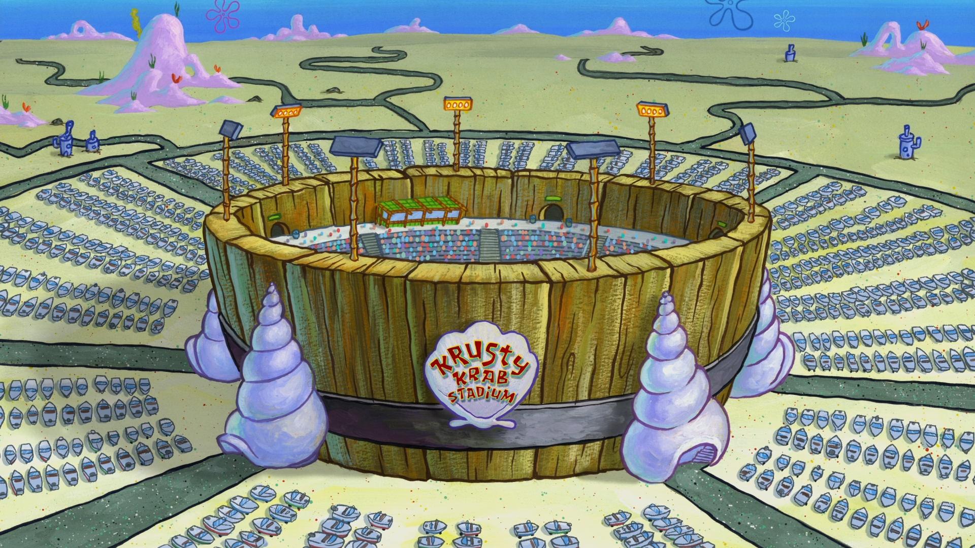 Krusty Krab Stadium