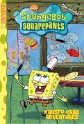 Krusty Krab Adventures Book