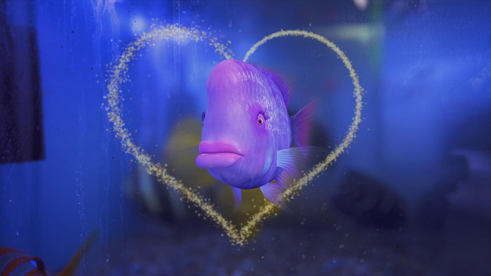 Patrick's lover fish