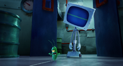 Karen and Plankton in 3rd movie-1