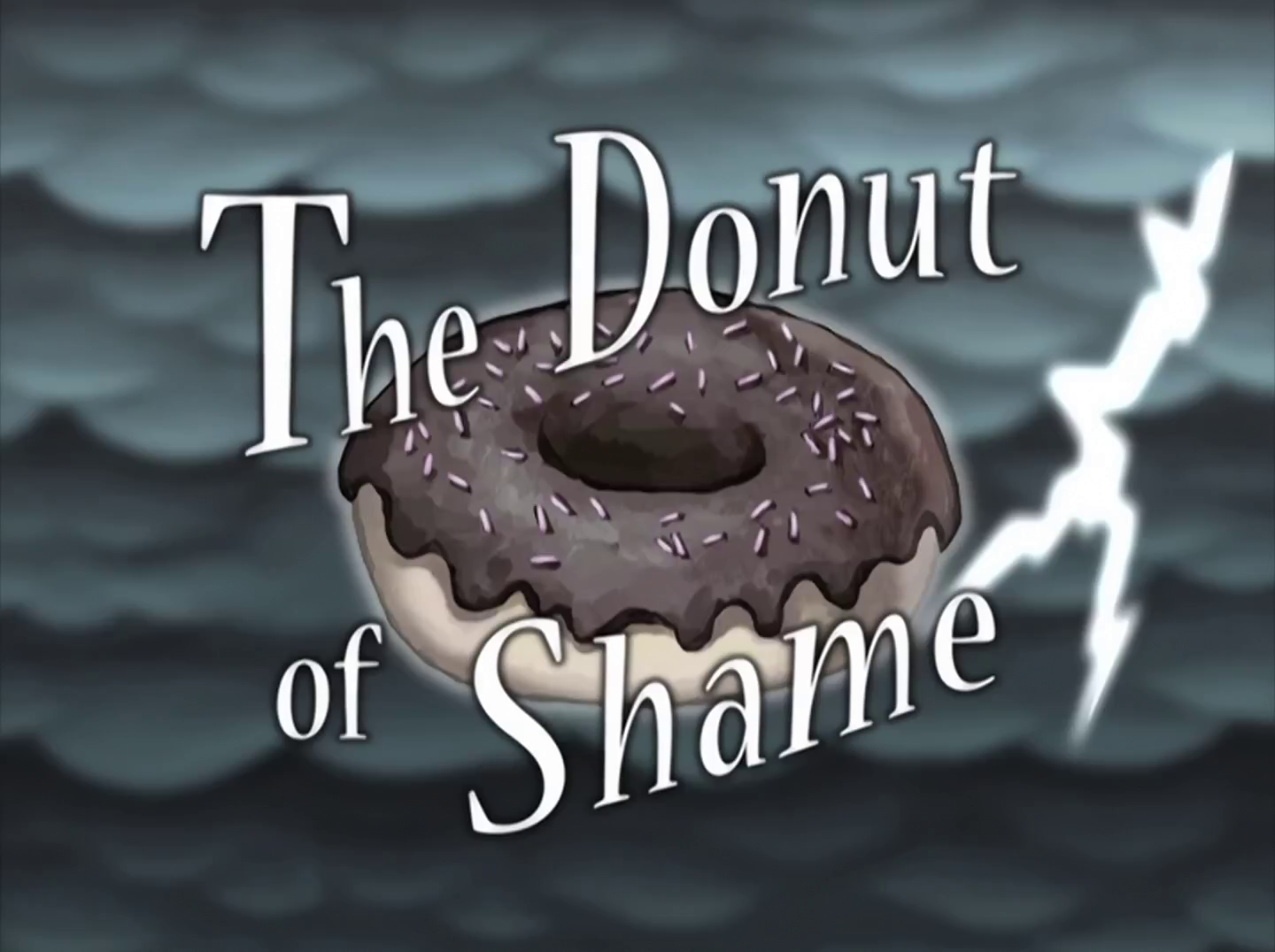 The Donut of Shame/transcript