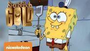 Spongebob Gold Il primo giorno di lavoro di Spongebob Nickelodeon