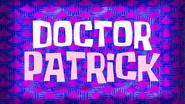 User:Doctor Patrick