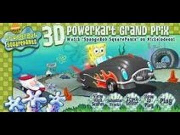 SpongeBob_3D_Power_Kart_Grand_Prix_-All_Characters-
