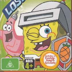 SpongeBob Lost in Time Australian DVD.jpg
