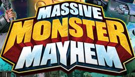 Massive Monster Mayhem Marathon